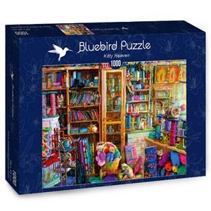 "Bluebird Puzzle (70331) - Aimee Stewart: ""Kitty Heaven"" - 1000 piezas"