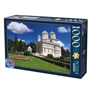 """D-Toys (74782) - """"Curtea de Arges Monastery, Roumania"""" - 1000 piezas"""