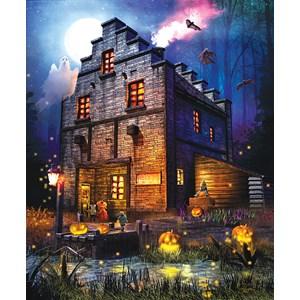 "SunsOut (52065) - Joel Christopher Payne: ""Firefly Inn"" - 1000 piezas"