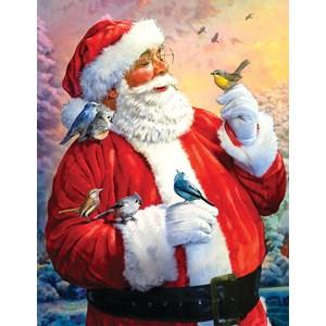 "SunsOut (50730) - Larry Jones: ""Morning Meeting with Santa"" - 1000 piezas"