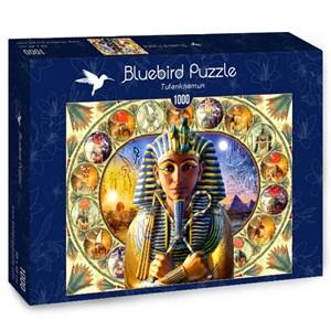 "Bluebird Puzzle (70175) - Andrew Farley: ""Tutankhamun"" - 1000 piezas"