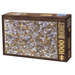 "D-Toys (76441) - ""Money"" - 1000 piezas"