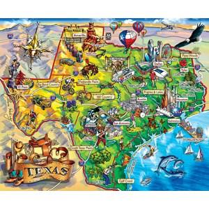 "SunsOut (20516) - Maria Rabinsky: ""Texas!!!"" - 1000 piezas"