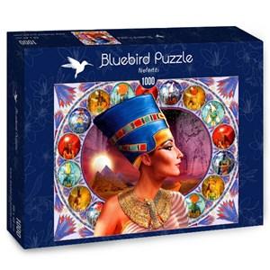 "Bluebird Puzzle (70131) - Andrew Farley: ""Nefertiti"" - 1000 piezas"