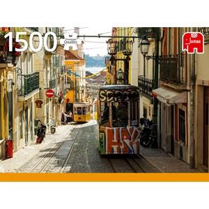 "Jumbo (18829) - ""Lisboa, Portugal"" - 1500 piezas"