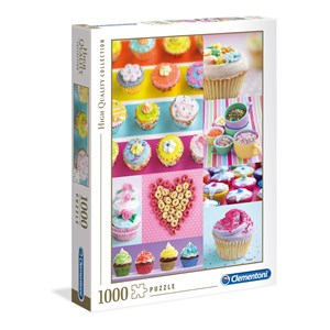 "Clementoni (39419) - ""Sweet Donuts"" - 1000 piezas"