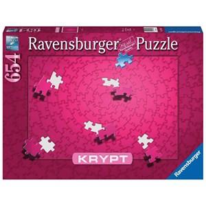 "Ravensburger (16564) - ""Krypt Pink"" - 654 piezas"