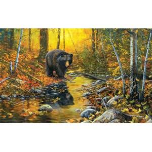 """SunsOut (67364) - Jim Hansel: """"Last Days of Autumn"""" - 550 piezas"""