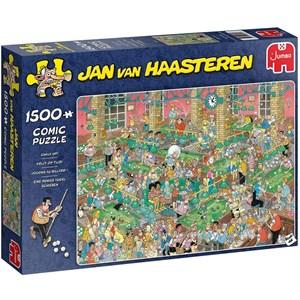"""Jumbo (20026) - Jan van Haasteren: """"Chalk Up!"""" - 1500 piezas"""