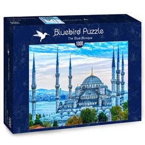"Bluebird Puzzle (70271) - Luciano Mortula: ""The Blue Mosque"" - 1000 piezas"