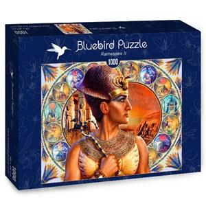 "Bluebird Puzzle (70176) - Andrew Farley: ""Ramesses II"" - 1000 piezas"