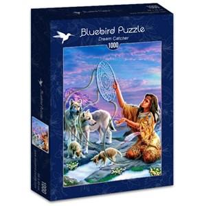 """Bluebird Puzzle (70134) - Robin Koni: """"Dream Catcher"""" - 1000 piezas"""