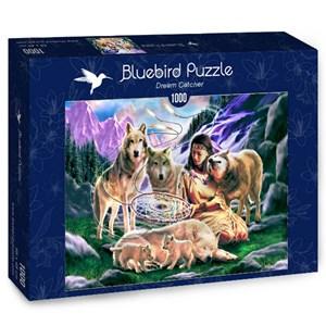 """Bluebird Puzzle (70136) - Robin Koni: """"Dream Catcher"""" - 1000 piezas"""