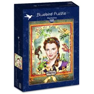 """Bluebird Puzzle (70089) - Charlsie Kelly: """"Maybelline"""" - 1500 piezas"""