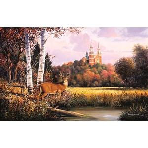 "SunsOut (75137) - George Kovach: ""Sacred Refuge"" - 550 piezas"
