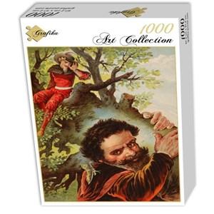 "Grafika (00204) - Carl Offterdinger: ""The Valiant Little Tailor"" - 1000 piezas"