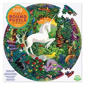"""eeBoo (EPZFUNG) - """"Unicorn Garden"""" - 500 piezas"""
