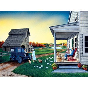 "SunsOut (60309) - Don Engler: ""Mail Call"" - 1000 piezas"