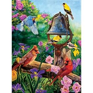 "SunsOut (36850) - Cory Carlson: ""Garden Melodies"" - 1000 piezas"