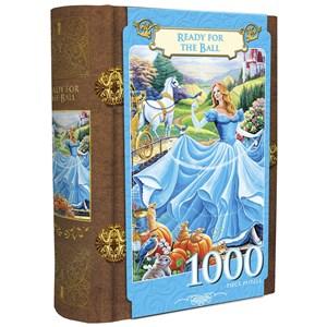 """MasterPieces (71830) - """"Cinderella"""" - 1000 piezas"""