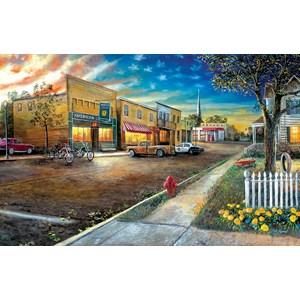 """SunsOut (67357) - Jim Hansel: """"Home of the Brave"""" - 1000 piezas"""