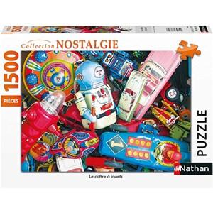 """Nathan (87804) - """"Toy box"""" - 1500 piezas"""