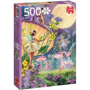 """Jumbo (18846) - """"Elf Dance"""" - 500 piezas"""