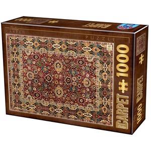 """D-Toys (76908) - """"Vintage Carpet"""" - 1000 piezas"""