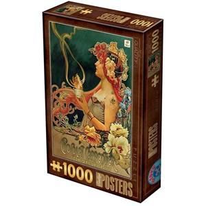 "D-Toys (76892) - ""Chocolat Carpentier"" - 1000 piezas"