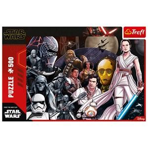 "Trefl (37375) - ""Star Wars 9"" - 500 piezas"