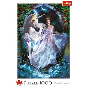 "Trefl (10593) - ""Magic Universe"" - 1000 piezas"