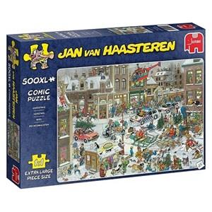 """Jumbo (20020) - Jan van Haasteren: """"Christmas"""" - 500 piezas"""