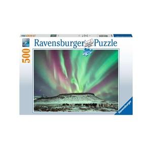 "Ravensburger (89489) - ""Aurore Boreale"" - 500 piezas"