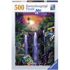 "Ravensburger (14840) - ""Magical Waterfall"" - 500 piezas"