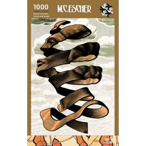 "PuzzelMan (855) - M. C. Escher: ""Omhulsel"" - 1000 piezas"