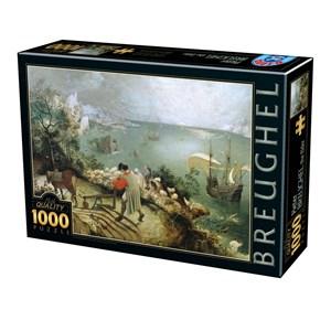 """D-Toys (75826) - Pieter Brueghel the Elder: """"Pieter Brueghel"""" - 1000 piezas"""