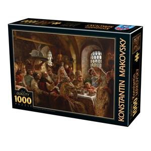 """D-Toys (75680) - Konstantin Makovsky: """"Konstantin Makovsky"""" - 1000 piezas"""