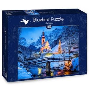 "Bluebird Puzzle (70269) - ""Ramsau"" - 1000 piezas"