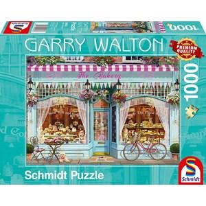 """Schmidt Spiele (59603) - Garry Walton: """"Bakery"""" - 1000 piezas"""