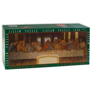"""Impronte Edizioni (074) - Leonardo Da Vinci: """"The Last Supper"""" - 1000 piezas"""