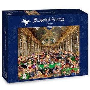 "Bluebird Puzzle (70263) - François Ruyer: ""Casino"" - 1500 piezas"