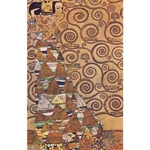 "Impronte Edizioni (232) - Gustav Klimt: ""The Waiting"" - 1000 piezas"