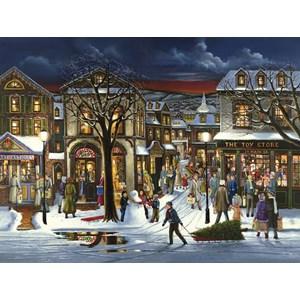 "Cobble Hill (52053) - H. Hargrove: ""Tis the Season"" - 500 piezas"