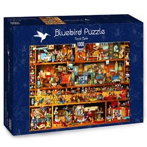 "Bluebird Puzzle (70215) - Gabriel Gressie: ""Toys Tale"" - 1000 piezas"