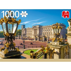"Jumbo (18838) - ""Buckingham Palace, London"" - 1000 piezas"
