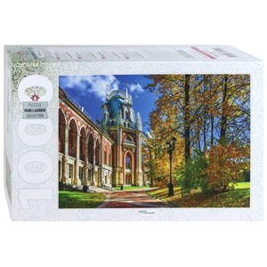 """Step Puzzle (79144) - """"Tsaritsyno Palace, Moscow, Russia"""" - 1000 piezas"""