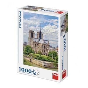 """Dino (53274) - """"Cathédrale Notre-Dame de Paris"""" - 1000 piezas"""