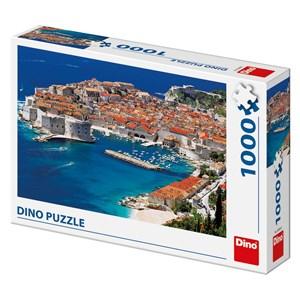 "Dino (53266) - ""Dubrovnik, Croatia"" - 1000 piezas"