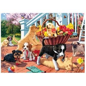 "Dino (53255) - ""Puppies"" - 1000 piezas"