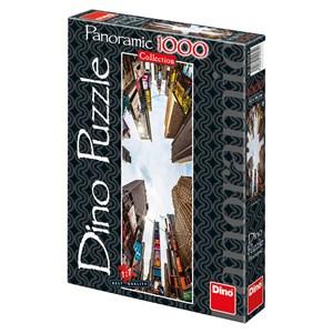 """Dino (54535) - """"Broadway, Times Square, NY"""" - 1000 piezas"""